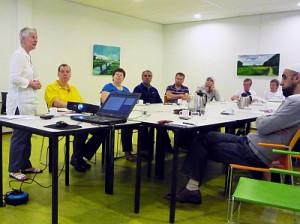 Overzichtsfoto bijeenkomst in De Koppeling
