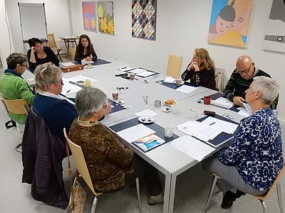 Vergadering RCR - Foto: Alex Goossens