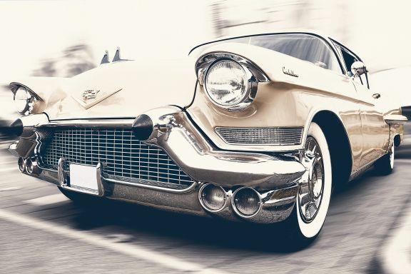 Afbeelding Cadillac van Pixabay